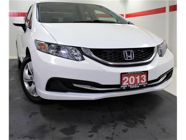 2013 Honda Civic LX (Stk: 301351S) in Markham - Image 1 of 18