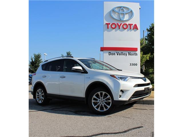 2016 Toyota RAV4 Hybrid Limited (Stk: 301479S) in Markham - Image 1 of 1