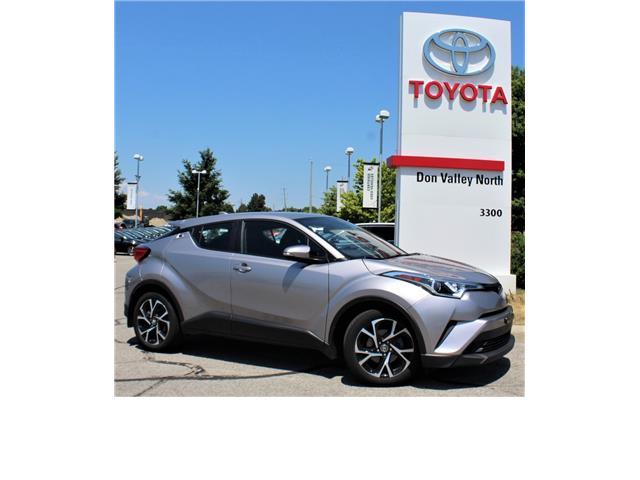2018 Toyota C-HR XLE (Stk: 301449S) in Markham - Image 1 of 1