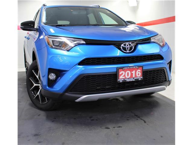 2016 Toyota RAV4 SE (Stk: 301313S) in Markham - Image 1 of 27