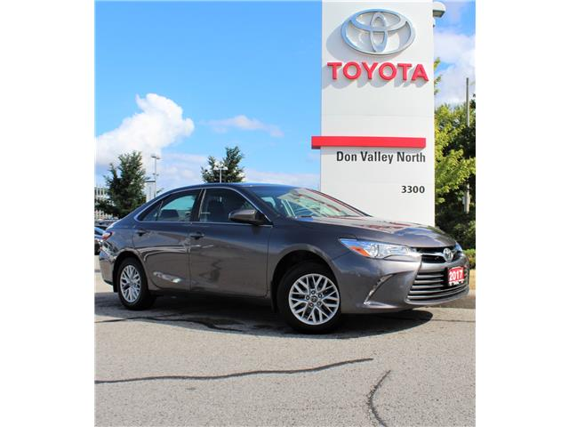 2017 Toyota Camry LE (Stk: 301518S) in Markham - Image 1 of 1