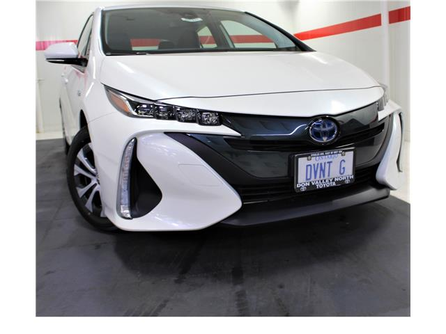 2020 Toyota Prius Prime Upgrade (Stk: 201337) in Markham - Image 1 of 24