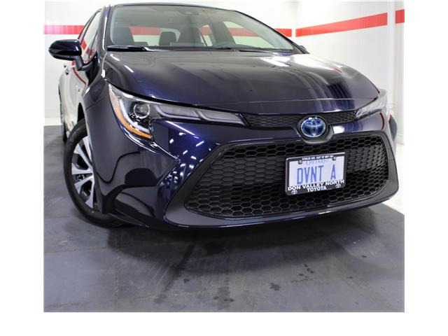 2021 Toyota Corolla Hybrid Base w/Li Battery (Stk: 201646) in Markham - Image 1 of 25