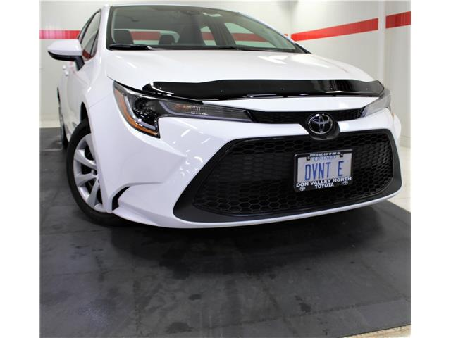 2020 Toyota Corolla LE (Stk: 291563) in Markham - Image 1 of 21