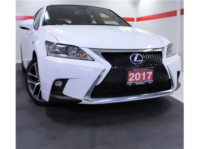 2017 Lexus CT 200h Base (Stk: 301470S) in Markham - Image 1 of 29