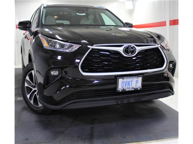 2020 Toyota Highlander XLE (Stk: 295515) in Markham - Image 1 of 28