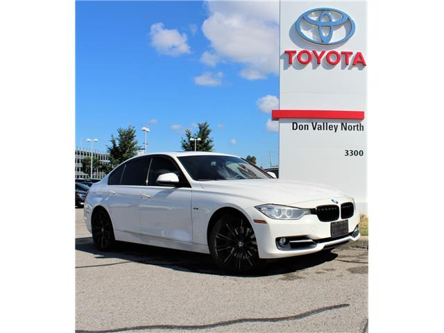 2012 BMW 335i  (Stk: 301737S) in Markham - Image 1 of 1