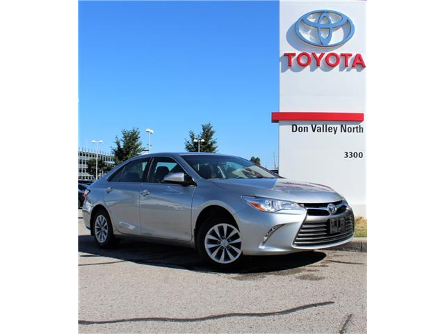 2016 Toyota Camry LE (Stk: 301731S) in Markham - Image 1 of 1