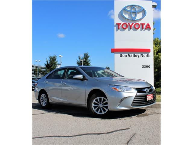 2017 Toyota Camry LE (Stk: 301700S) in Markham - Image 1 of 1