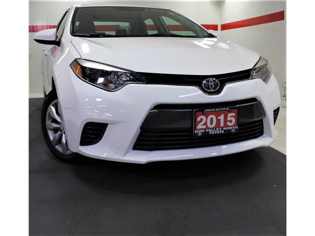 2015 Toyota Corolla LE (Stk: 301829S) in Markham - Image 1 of 24