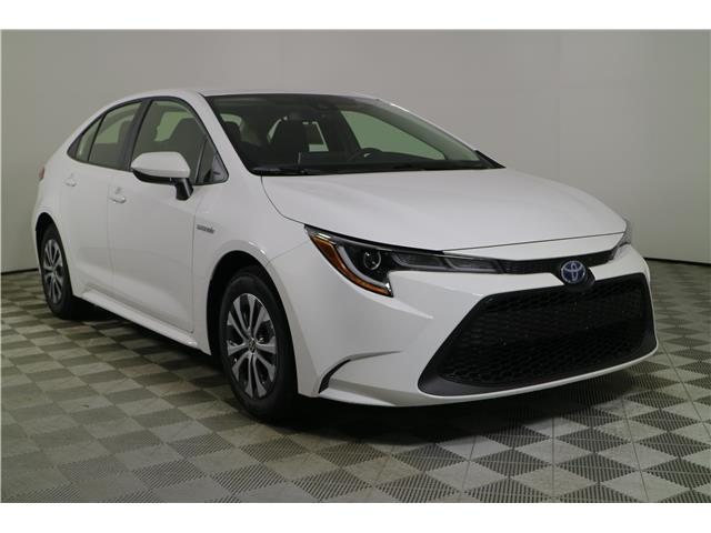 2021 Toyota Corolla Hybrid Base w/Li Battery (Stk: 202681) in Markham - Image 1 of 25