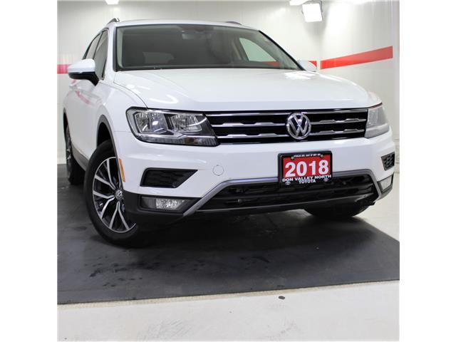 2018 Volkswagen Tiguan Comfortline (Stk: 301898S) in Markham - Image 1 of 27