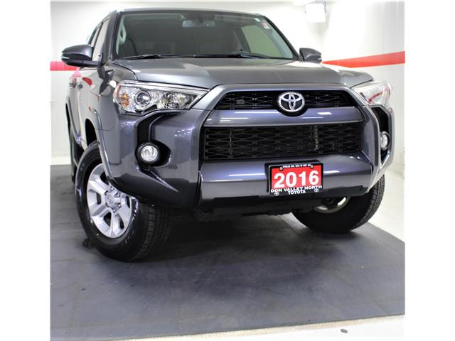 2016 Toyota 4Runner SR5 (Stk: 301880S) in Markham - Image 1 of 26