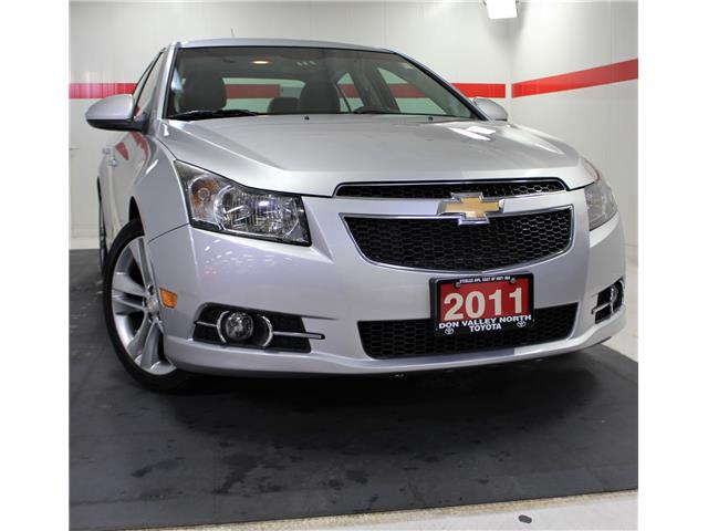 2011 Chevrolet Cruze LTZ Turbo (Stk: 302012S) in Markham - Image 1 of 27