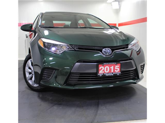 2015 Toyota Corolla LE (Stk: 302003S) in Markham - Image 1 of 22