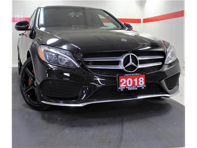 2018 Mercedes-Benz C-Class Base (Stk: 301978S) in Markham - Image 1 of 35