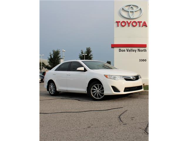 2013 Toyota Camry LE (Stk: 302094S) in Markham - Image 1 of 1
