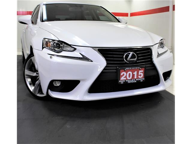 2015 Lexus IS 350 Base (Stk: 301888S) in Markham - Image 1 of 28