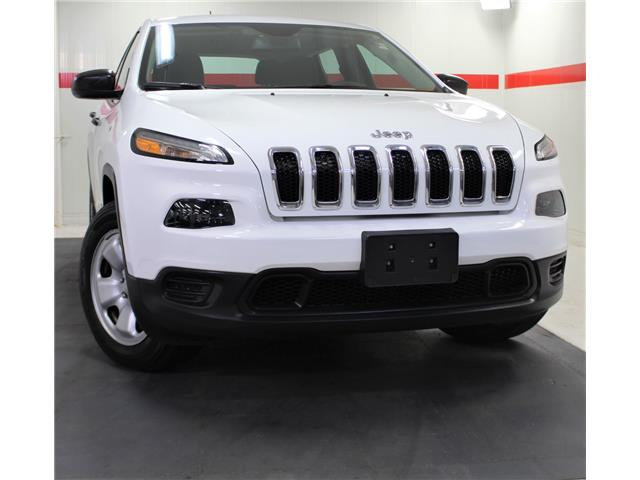 2015 Jeep Cherokee Sport (Stk: 302152S) in Markham - Image 1 of 26