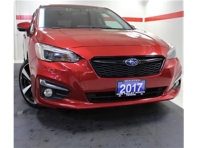 2017 Subaru Impreza Sport-tech (Stk: 302133S) in Markham - Image 1 of 31