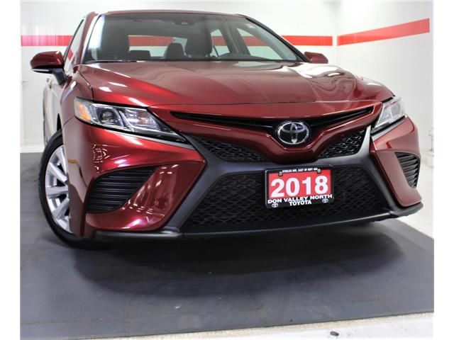 2018 Toyota Camry SE (Stk: 302093S) in Markham - Image 1 of 25