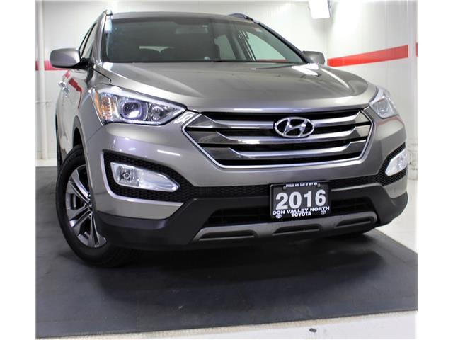 2016 Hyundai Santa Fe Sport 2.4 Premium (Stk: 302141S) in Markham - Image 1 of 25