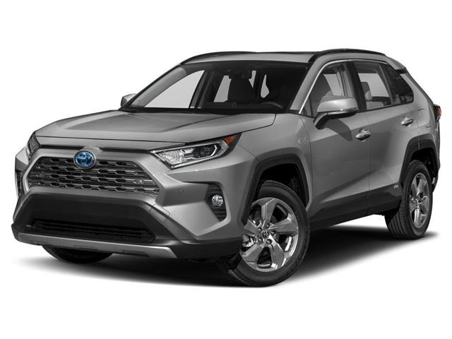 2021 Toyota RAV4 Hybrid Limited (Stk: 203183) in Markham - Image 1 of 9