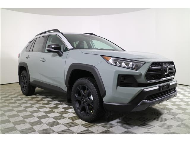 2020 Toyota RAV4 Trail (Stk: 202469) in Markham - Image 1 of 28