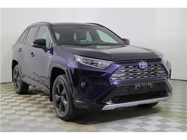 2021 Toyota RAV4 Hybrid XLE (Stk: 203157) in Markham - Image 1 of 24
