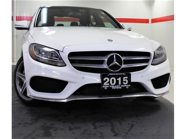 2015 Mercedes-Benz C-Class Base (Stk: 302381S) in Markham - Image 1 of 27