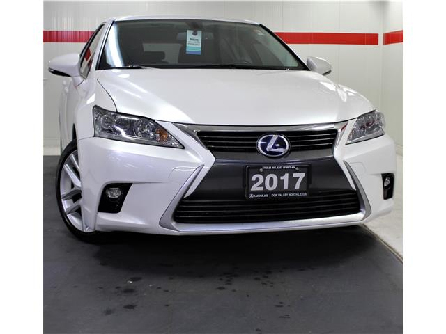 2017 Lexus CT 200h Base (Stk: 302334S) in Markham - Image 1 of 25