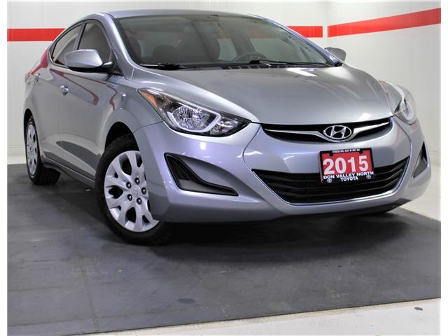 2015 Hyundai Elantra GL (Stk: 302516S) in Markham - Image 1 of 22