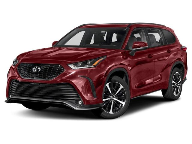 2021 Toyota Highlander XSE (Stk: 203139) in Markham - Image 1 of 9