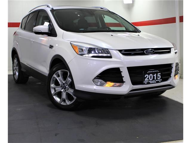 2015 Ford Escape Titanium (Stk: 302574S) in Markham - Image 1 of 31