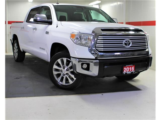 2016 Toyota Tundra Limited 5.7L V8 (Stk: 302616S) in Markham - Image 1 of 27