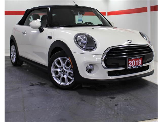 2019 MINI Convertible Cooper (Stk: 302485S) in Markham - Image 1 of 22