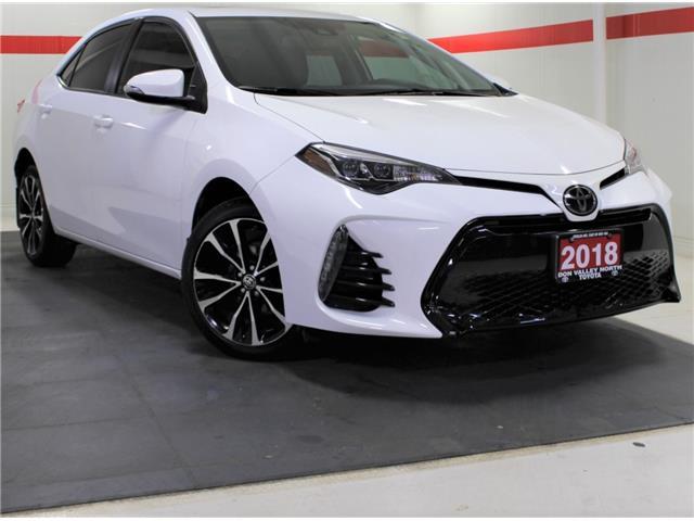 2018 Toyota Corolla SE (Stk: 302561S) in Markham - Image 1 of 25
