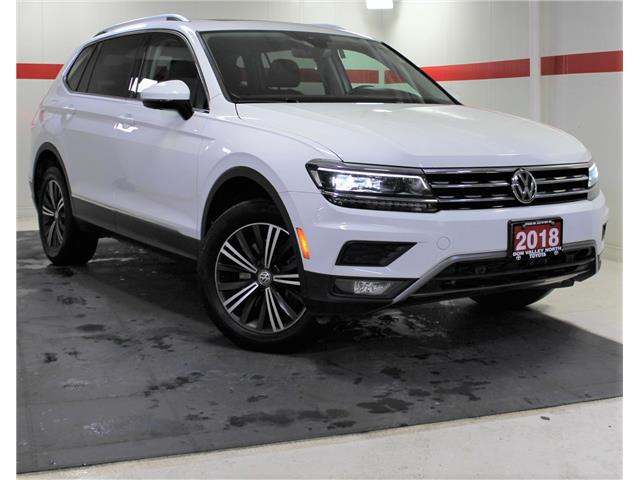 2018 Volkswagen Tiguan Highline (Stk: 302623S) in Markham - Image 1 of 30