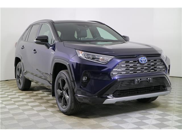 2021 Toyota RAV4 Hybrid XLE (Stk: 203481) in Markham - Image 1 of 24