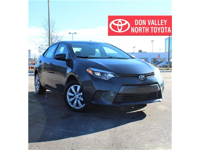 2015 Toyota Corolla LE (Stk: 302761S) in Markham - Image 1 of 1