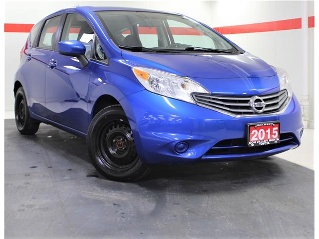 2015 Nissan Versa Note 1.6 SV (Stk: 302667S) in Markham - Image 1 of 22