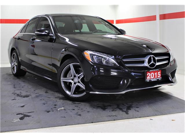 2015 Mercedes-Benz C-Class Base (Stk: 302728S) in Markham - Image 1 of 32