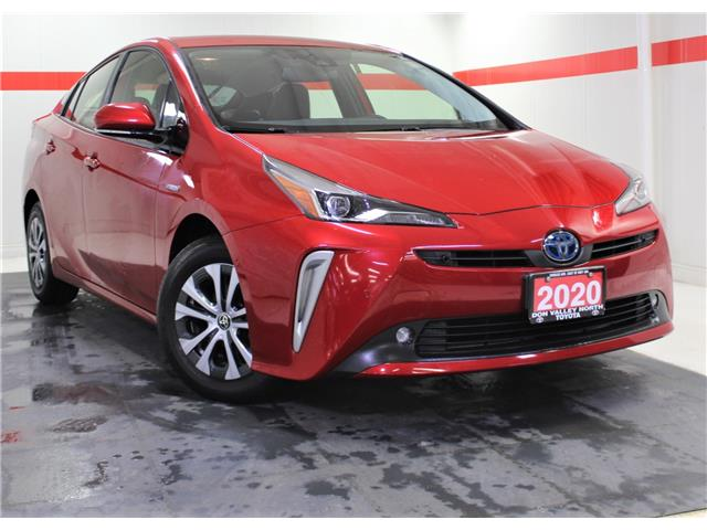 2020 Toyota Prius Technology (Stk: 302846S) in Markham - Image 1 of 24