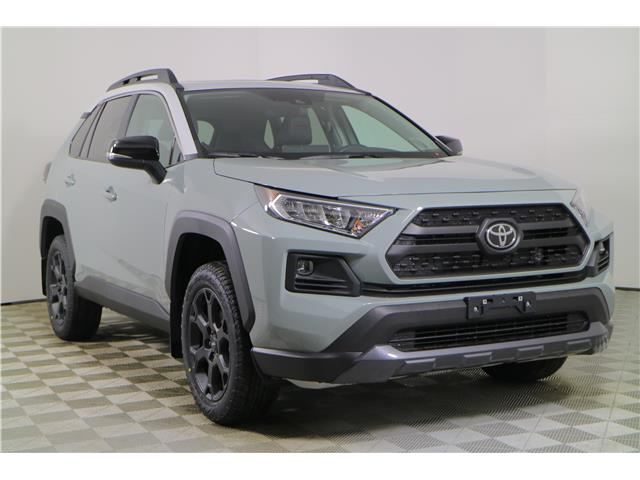 2021 Toyota RAV4 Trail (Stk: 203480) in Markham - Image 1 of 25
