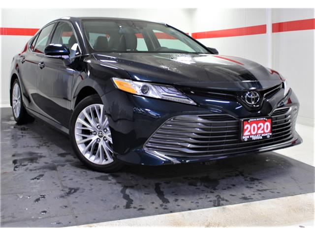 2020 Toyota Camry XLE (Stk: 302937S) in Markham - Image 1 of 26