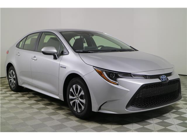 2021 Toyota Corolla Hybrid Base w/Li Battery (Stk: 202701) in Markham - Image 1 of 24