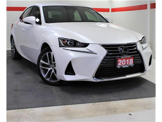2018 Lexus IS 300 Base (Stk: 303014S) in Markham - Image 1 of 27
