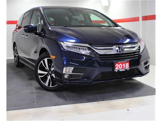 2018 Honda Odyssey Touring (Stk: 303037S) in Markham - Image 1 of 30
