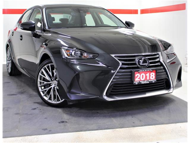 2018 Lexus IS 300 Base (Stk: 303094S) in Markham - Image 1 of 28