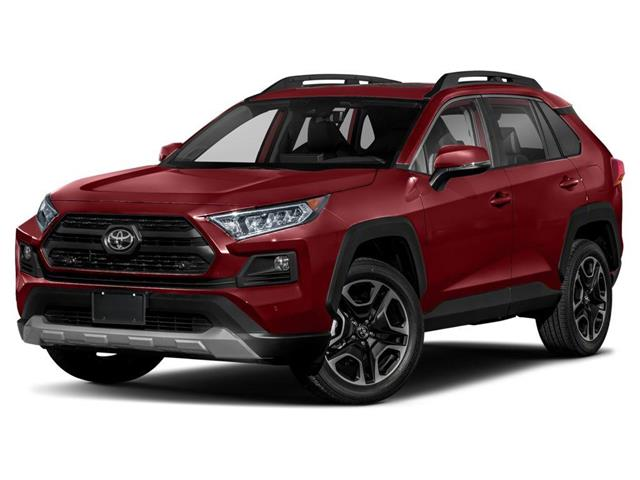 2021 Toyota RAV4 Trail (Stk: 210066) in Markham - Image 1 of 9